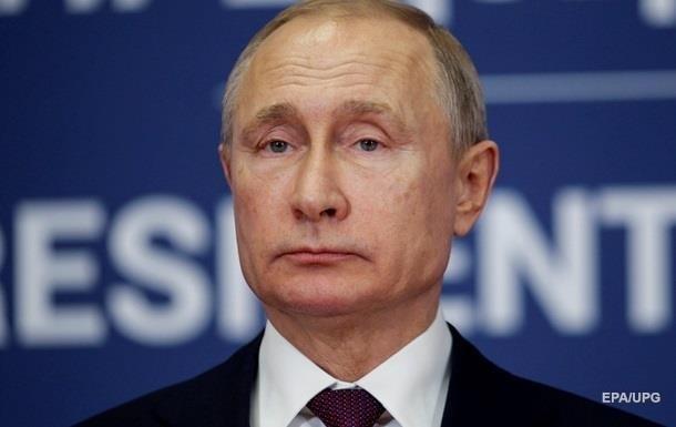 У Кремлі розповіли про роботу Путіна над статтею про Україну