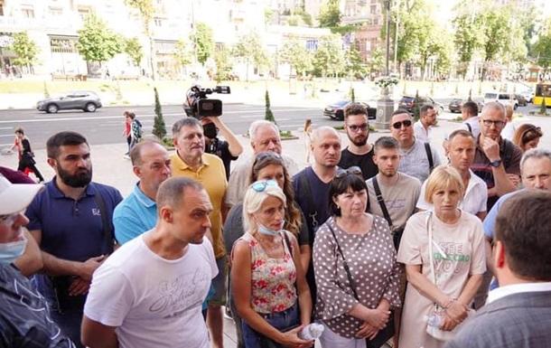 Київрада нищить малий бізнес. Хочуть Майдану?