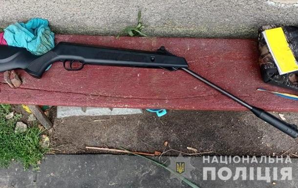 На Житомирщине подросток выстрелил в друга из пневматического ружья