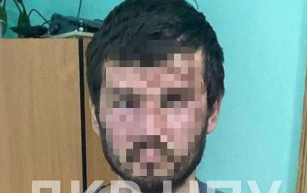 У Києві кримінальник убив бездомного хрестом на кладовищі