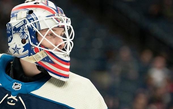 Умер 24-летний вратарь клуба НХЛ Коламбус и сборной Латвии