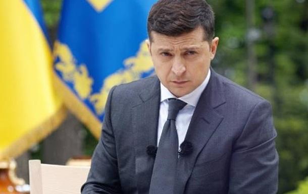 Каждый второй не одобряет деятельности президента Зеленского