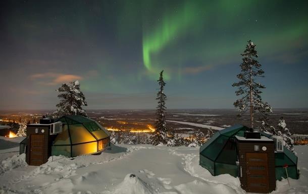 В Лапландии - рекордная температуру за сотню лет