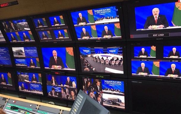 В Беларуси запретили два украинских телеканала