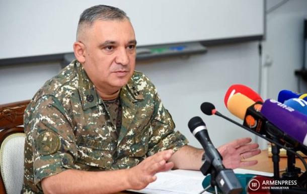 На кордоні Вірменії та Азербайджану сталася перестрілка, є поранені