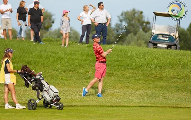 В Украине прошел открытый командный чемпионат по гольфу