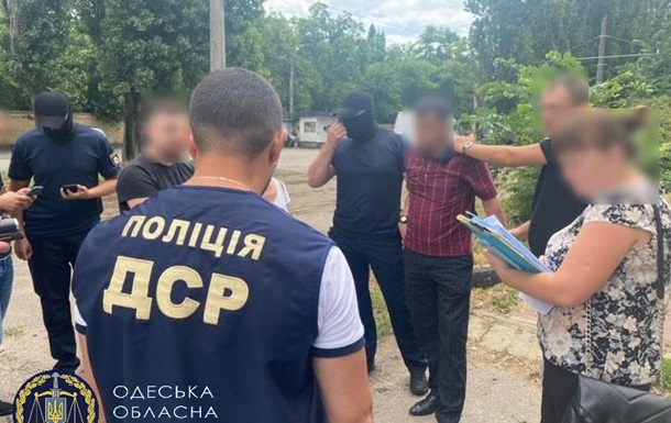 Чиновник коммунального учреждения Одесского горсовета погорел на взятке