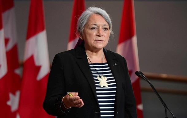 Генерал-губернатором Канады стала представительница коренного народа