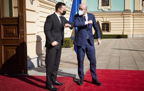 Зеленський у Литві обговорив євроінтеграцію країни