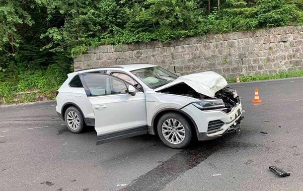 В Яремчі п яний водій на смерть збив жінку-байкера