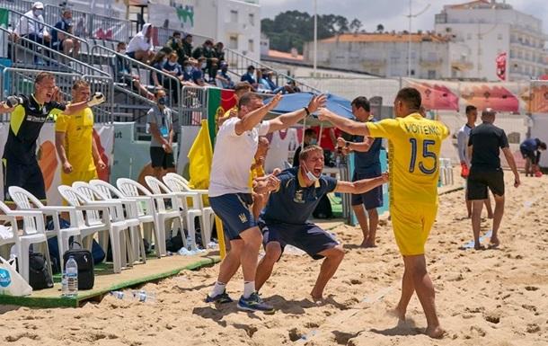 В Аcоціації пляжного футболу України пояснили рішення не їхати на ЧС в РФ
