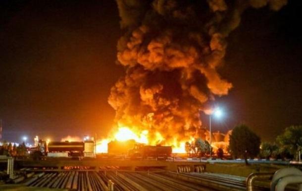 В Ірані стався вибух на нафтопроводі, є загиблі