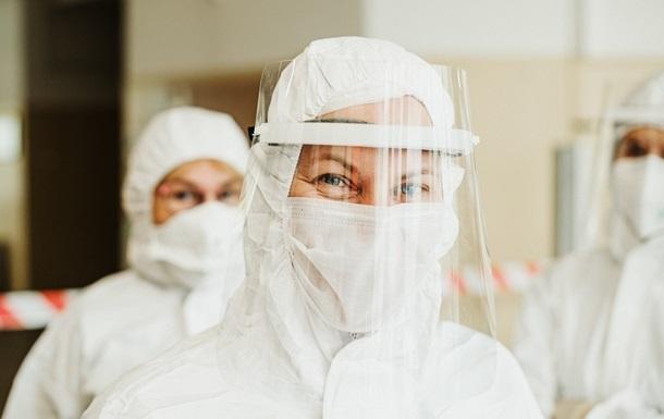 В Украине 610 новых случаев COVID-19 за день