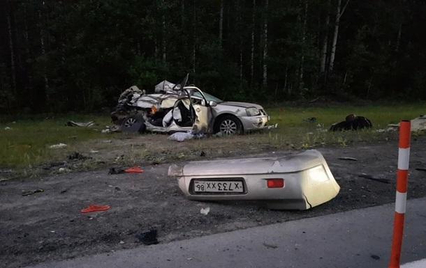 В России семья погибла в ДТП при попытке объехать лося - «ГИБДД»