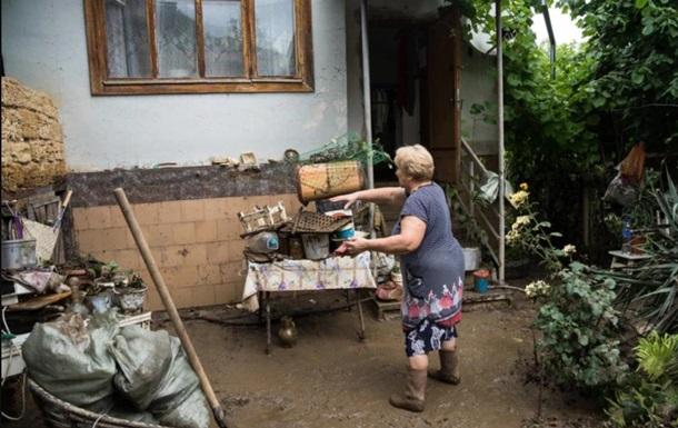 В Крыму пострадавших от потопа на месяц освободят от коммуналки