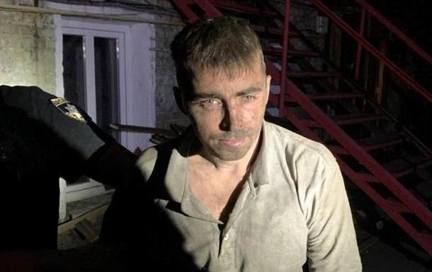В Киеве поймали беглого насильника-педофила: отсиживался в дымоходе