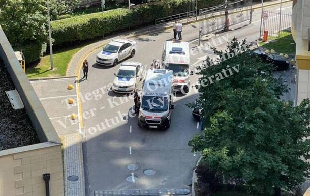 В Киеве на Голосеевском проспекте произошла стрельба