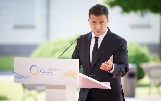 Зеленський назвав стратегічними відносини з Литвою