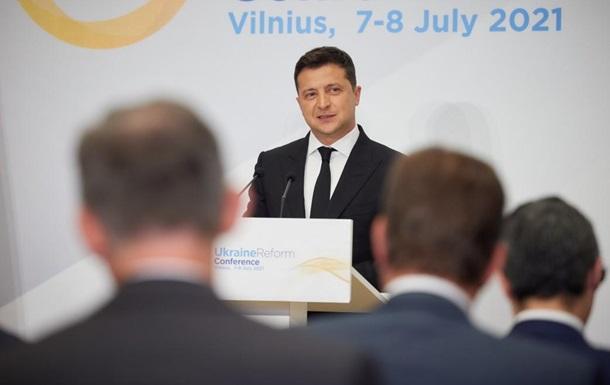 Ми з реформами найшвидші в Європі - Зеленський