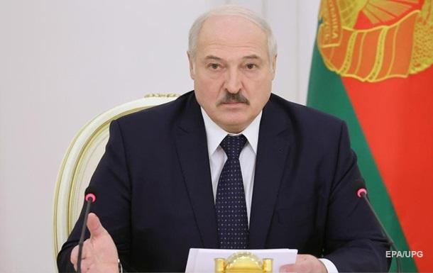 Кабмін затвердив санкції проти Білорусі