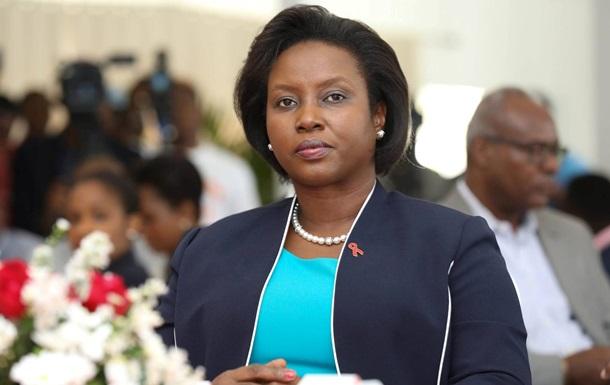 Дружина президента Гаїті померла від поранень