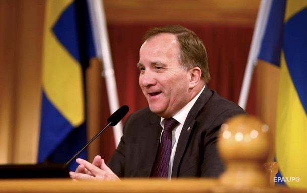 В Швеции переизбрали ушедшего в отставку премьера