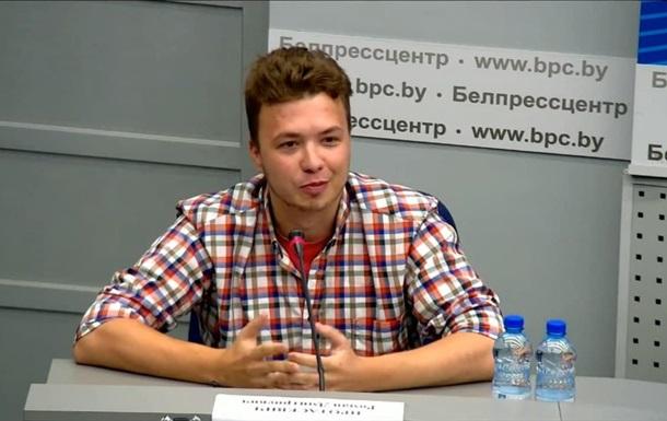 Протасевич розповів про домашній арешт