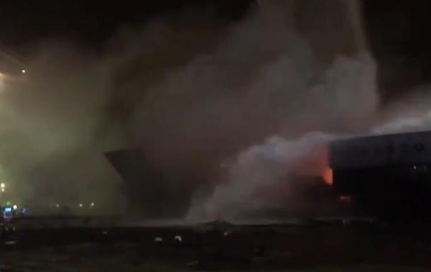 Власти Дубая сообщили подробности взрыва в порту
