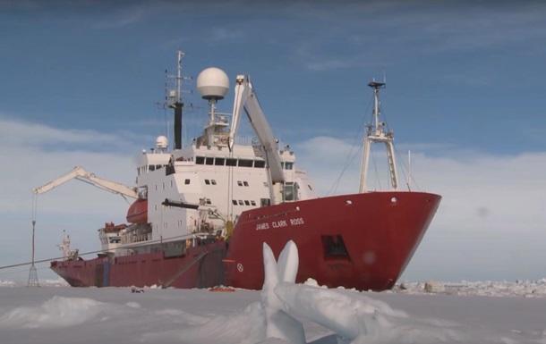 Кабмин дал денег на ледокол украинским полярникам