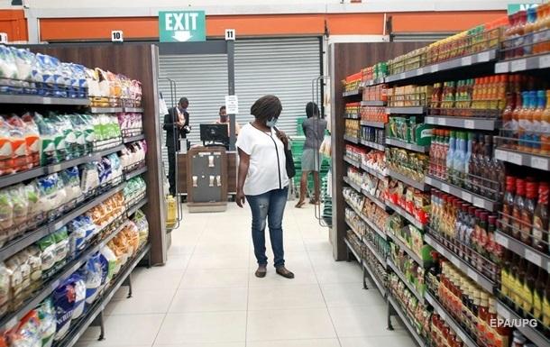 Ціни на продовольство впали вперше за рік - ООН