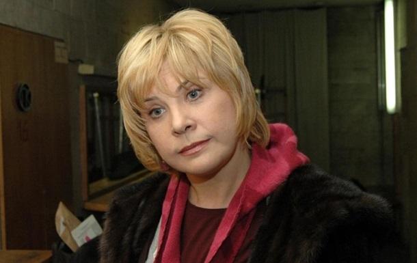 Актриса Татьяна Догилева попала в больницу с COVID
