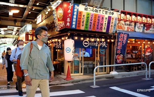 В Токио вводят режим ЧС из-за COVID-19