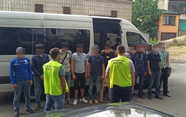 У Києві на будівництві ЖК виявили нелегалів з Узбекистану