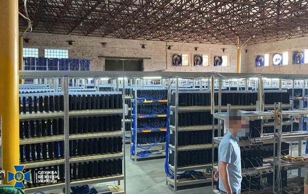В Виннице  майнили  криптовалюту на территории облэнерго - СБУ