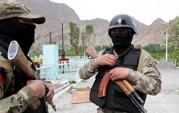 На кордоні Киргизстану та Таджикистану сталася перестрілка