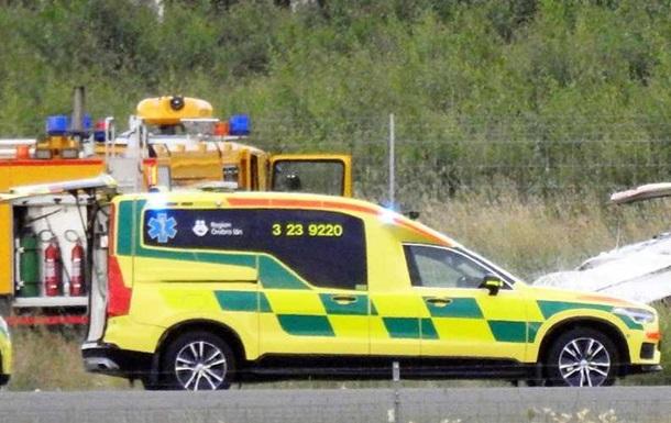 У Швеції розбився літак