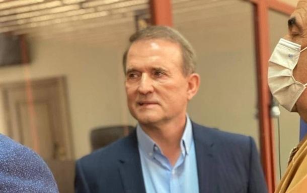 Рішення у справі Медведчука суд оголосить завтра