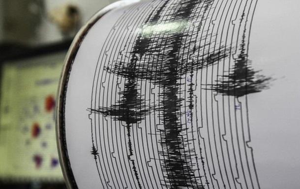 В США произошло сильное землетрясение