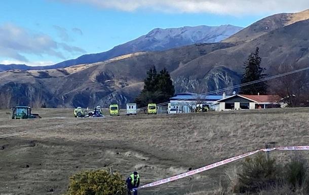 В Новой Зеландии упал воздушный шар