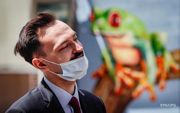 Коронавирус в Украине 9 июля 2021