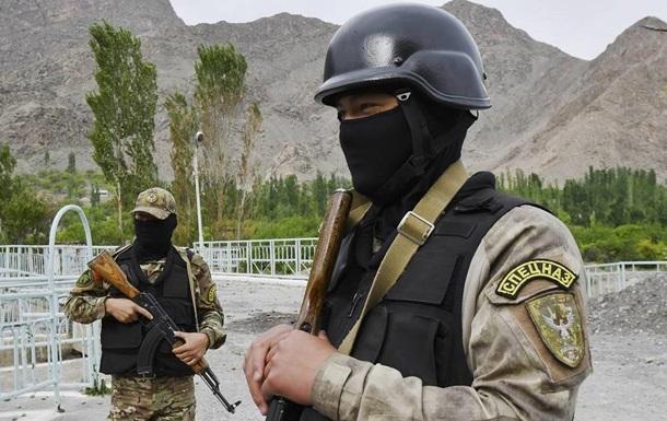 Кыргызский пограничник погиб на границе с Таджикистаном