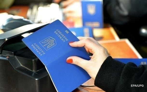 В Украине задержки с оформлением паспортов