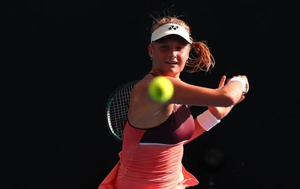 Ястремская вышла в полуфинал турнира в Гамбурге