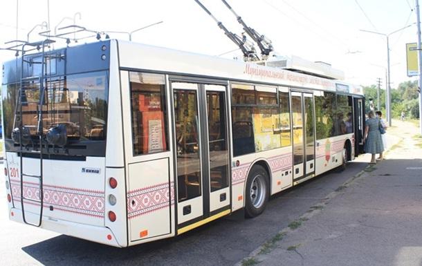 У Запоріжжі пасажири тролейбуса влаштували бійку