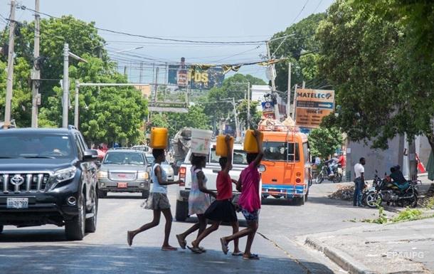 Гаити просят США ввести войска в страну