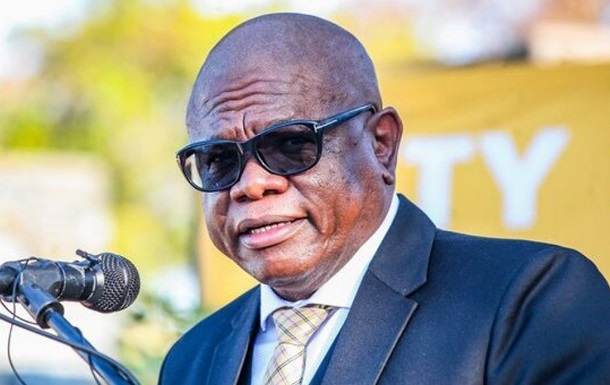 Глава Йоганнесбурга помер від COVID-19