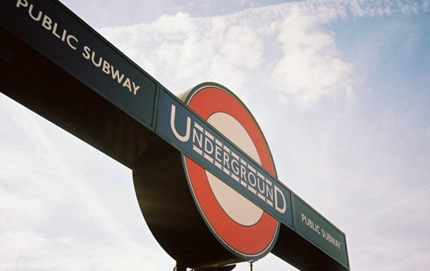 В подземке Лондона ранили человека