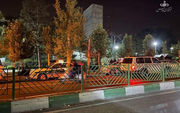 В Тегеране прогремел мощный взрыв