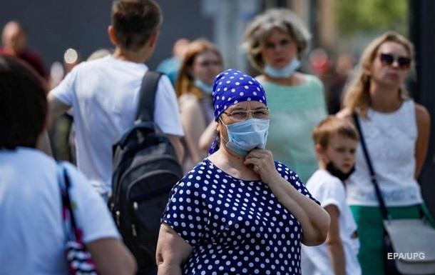 В Україні більше півтисячі випадків COVID за добу