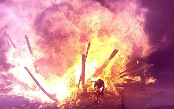 У Коростені відбувся вибух під час гулянь